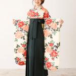 袴には女性専用の色々な種類があります