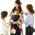 卒業式の袴と着物のいまどきコーディネート術