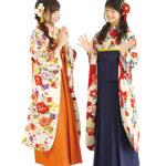 卒業式袴で人気のスタイルは?