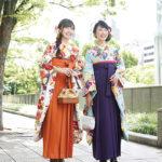 袴で歩く時って何に気をつければいいの?